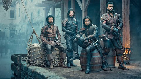 musketeers p03v6y92